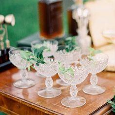 Vintage Glassware ~ Vintage Crystal