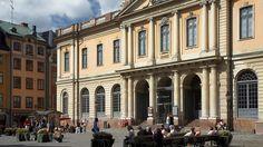 Il museo vuole ricordare e commemorare il premio Nobel istituito dallo scopritore della dinamite proprio qua a Stoccolma.