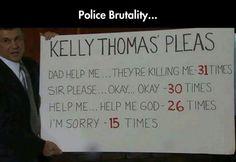 15 Kelly Thomas Ideas Kelly Police Thomas