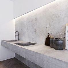 #INSPIRATION #kitchen #design #interiordesign #interior #architecture