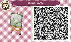 Animal Crossing: New Leaf Usamomo village diary ♪ * strawberry check of road . - ❀ฺ Animal Crossing Qr Codes ❀ฺ - Acnl Acnl Pfade, Acnl Art, Acnl Qr Code Sol, Qr Code Animal Crossing, Acnl Paths, Dream Code, Motif Acnl, Ac New Leaf, Motifs Animal