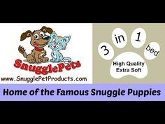 Smart Pet Love Snuggle Pet Pocket Bed | ShopForPuppy