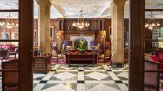 Fairmont Hotel Vier Jahreszeiten Wohnhalle Neuer Jungfernstieg 9 - 14 20354 Hamburg Tel: +49 (0) 40 34 94 33 17