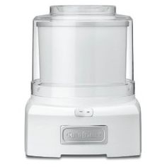 #10: Cuisinart ICE-21 Frozen Yogurt-Ice Cream  Sorbet Maker, White