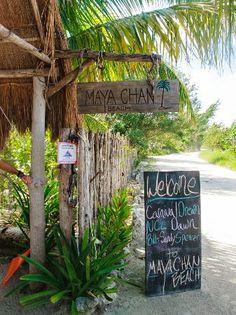 Maya Chan Beach Resort in Costa Maya. Great reviews