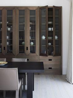 Oak Valley Residential Resort with GERRIT table and SAAR dining chair