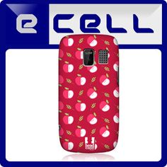 Head Case Apple Fruit Pattern Protective Glossy Back Case for Nokia Asha 302 | eBay