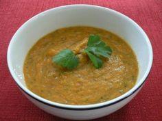 Carrot and Zucchini Soup: Carrot Zucchini Soup