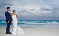 #SandosCancun beautiful place for your #DreamWedding happy #WeddingWedensday.