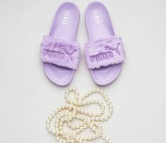669bd86d504d Rihanna x Fenty Puma Fur Slide. Brittany · Shoes and Accessories Quickie