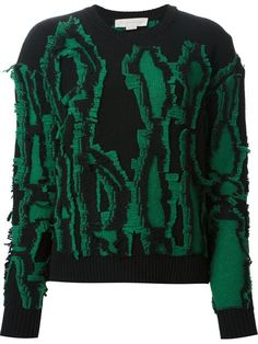 Shop Stella McCartney 'Shibori' sweater in Stefania Mode from the world's best independent boutiques at farfetch.com. Over 1000 designers from 60 boutiques in one website.