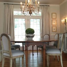 Image result for french dining room