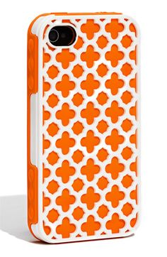 this case could make me switch to an iphone Cell Phone Covers, Iphone 5 Cases, Cool Phone Cases, Iphone 4, Iphone Macbook, 3d Printer Designs, Shell Frame, Candy S, Orange Pattern