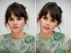 i think she's lovely!
