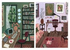 A Room of One's Own by Becca Stadtlander
