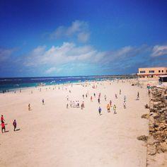 Lido Beach, Mogadishu, Somalia