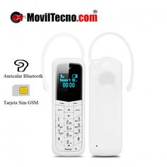 Os presentamos el telefono móvil más pequeño del mundo, ya disponible en nuestra tienda.