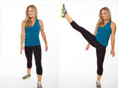 Get Slimmer Thighs in 7 Days. Yes, it's Possible! | iVillage.ca