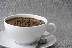 Mocha Protein Chia Porridge vegan and gluten free friendly, dairy free