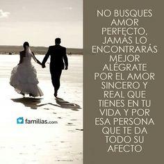 El amor perfecto solo el de Dios! Pero no es imposible tener un buen matrimonio.