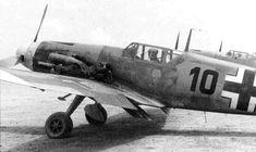 Messerschmitt Bf 109F-4/Trop JG27(B10+-) North Africa 1942