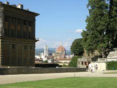 View from Boboli garden, #Florence