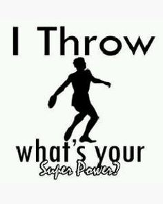 I throw whats your superpower?