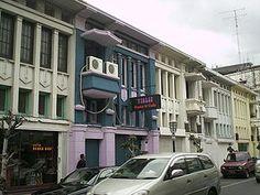 Jalan Braga - Bandung