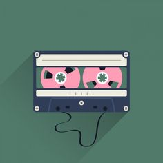 Cassette Tape Vector Art Wallpapers Unique Cassettes Vectors S and Psd Files - Ezba Wallpaper Alice And Wonderland Tattoos, Posca Art, Music Covers, Vintage Decor, Vintage Music, Vintage Signs, Vector Art, Art Drawings, Illustration Art