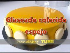 Cómo hacer un pastel con efecto de espejo - YouTube