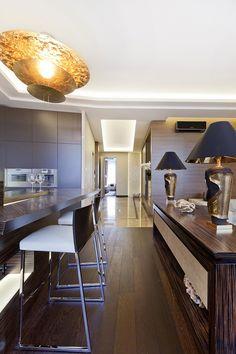 Luxurious Interior Design in St. Petersburg
