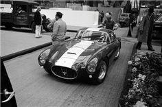 Pinin Farina Maserati A6 GCS/53 Berlinetta - Chassis: 2059 - 1954 Paris Auto Show