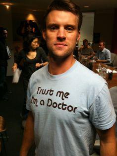 I trust you, anyyyyday Jesse Spencer