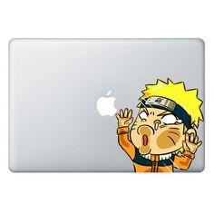 [ Naruto Uzumaki ] TRAPPED SERIES FOR MACBOOK & LAPTOP