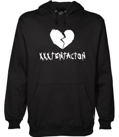 4bd9c0fd22c XXXTentacion Hoodie from clothzoo.com This hoodie is Made To Order, one by  one