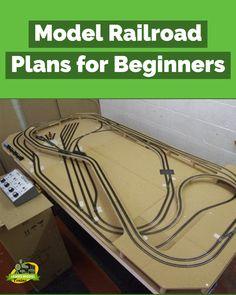 Ho Model Trains, Ho Trains, Train Ho, Ho Train Layouts, Model Railway Track Plans, Train Tracks, On Today, Scale Models, Railroad Tracks