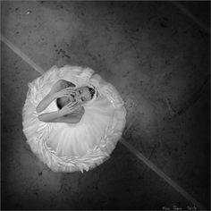 Uliana Lopatkina and Danila Kourenstev in 'Swan Lake'. Photos (c) Mark Olich.