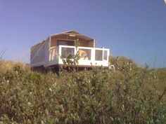 Our tenthouse on Vlieland, Netherlands