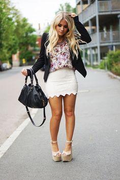 summer fashion #fashion #summer