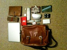 What's In My Bag (Early 2011) | Flickr - Photo Sharing!---omg! this is the outfit I dream of accumulating!