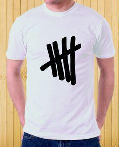 5SOS UNISEX tshirt 5SOS Symbol Tees from FashionistaCasual by DaWanda.com