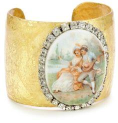 """ÉVOCATEUR """"Very Vintage"""" Mara Cuff Bracelet by EVOCATEUR, http://www.amazon.com/dp/B004VQWFZM/ref=cm_sw_r_pi_dp_lg4Mpb119EA54"""