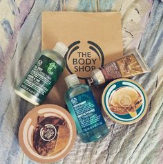 the body shop products Body Shop At Home, The Body Shop, Body Love, Nice Body, Best Body Shop Products, Beauty Products, Healthy Skin Tips, Skin Food, Beauty And Beast Wedding