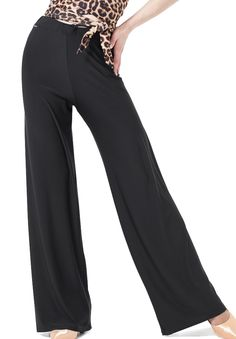 Chrisanne Utopia Drawstring Dance Practice Trousers | Dancesport Fashion @ DanceShopper.com