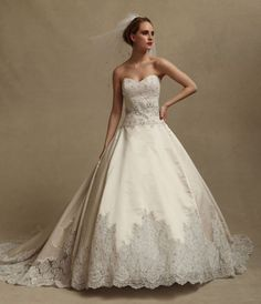 Eve of Milady by Eve Muscio Wedding Dress Collection | New York