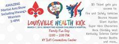 Quick Giveaway!! The Louisville Health Kick Festival | Macaroni Kid