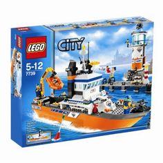 LEGO City 7739 - Rettungsschiff und Turm der Küstenwache Lego http://www.amazon.de/dp/B0013V6AAO/ref=cm_sw_r_pi_dp_QIwMub1B0PKRZ