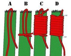 How to Make a Yarn Tassel – Knit Purl Morera mate de borlas Diy Tassel, Tassel Jewelry, Fabric Jewelry, Jewellery, How To Purl Knit, Knit Purl, Beaded Beads, Jewelry Crafts, Handmade Jewelry