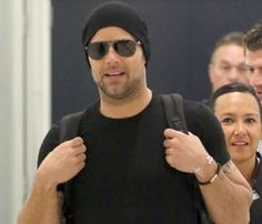 Ricky Martin aterriza en Sídney para participar como jurado de la versión…