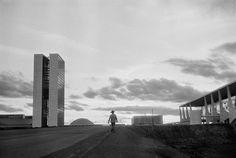 Rene Burri - @magnumphotos.com Brasília, Brazil - 1960